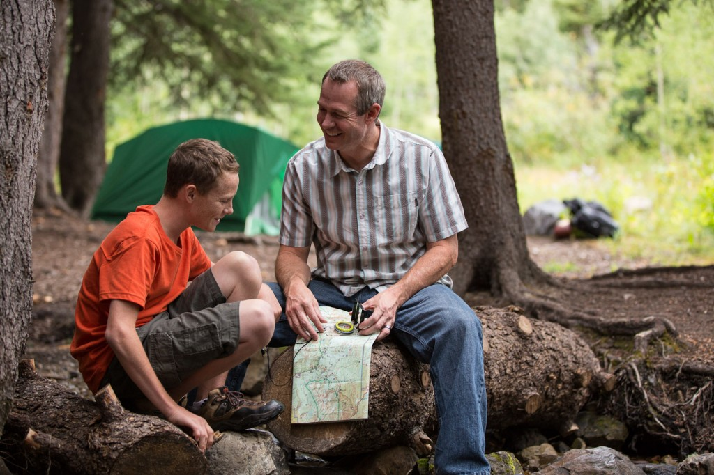 Why Camping is the Ultimate Father-SonActivity